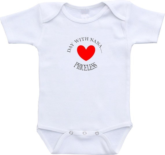 Baby Shower Gifts Grandmother ~ Day with nana baby shower gifts grandma grandparents