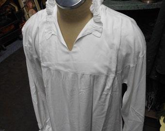 Men's Renaissance Shirt -X-Large