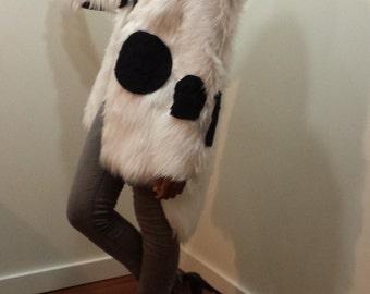 MM faux fur