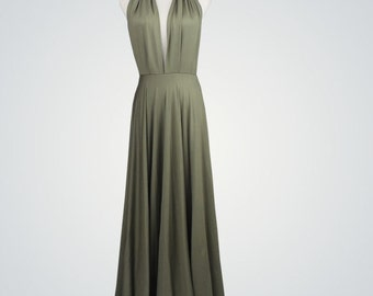 Convertible dress,Wrap Convertible Dress,multi way dress,Convertible evening dress,Convertible Dress Bridesmaid Dres