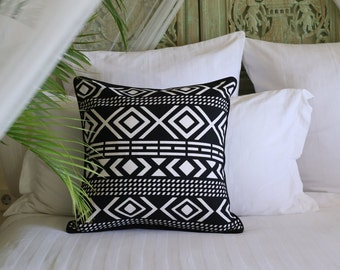 Inca Cotton Aztec Cushion Cover