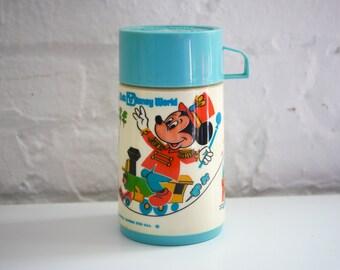 Disney Thermos Mickey Train by Aladdin