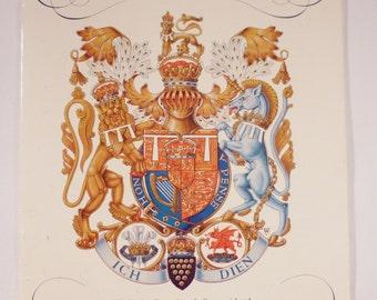 Prince Charles & Lady Diana Spencer Royal Wedding Memorabilia - Official Wedding Service Programme