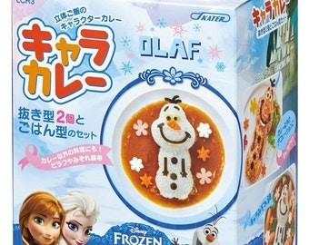 Disney Frozen OLAF Mold For Rice[B015GTEZZK]