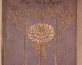 Flower of the Dusk by Myrtle Reed Vintage Book