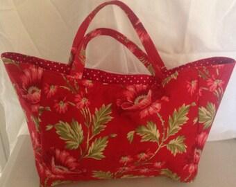 Rambling Rose Bag