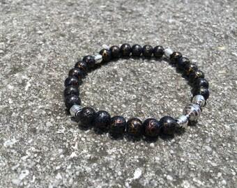The Black Deity Bracelet