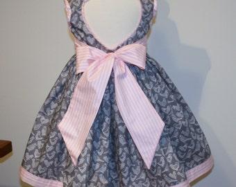 A Sweetheart toddler dress