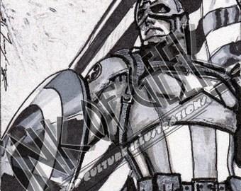 Captain America-Comic