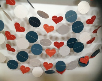 Paper garland, Parties decoration