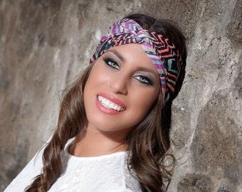 Turban Headwrap Yoga Headband Turban Headband Boho Headband Womens Headbands Adult Headband Woman Workout Headband Turband Hippie Headband
