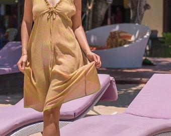 Putri Sundress, Beach Dress, Sundress, Summer Dress, Womens Sundress