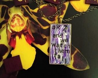 Prince 7 Pendant Necklace