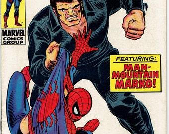 The Amazing Spider-Man #73 Comic Book