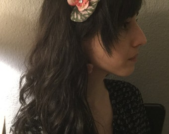 Accessories hair headband with flowers