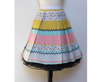 Pleated Skirt - Pikado