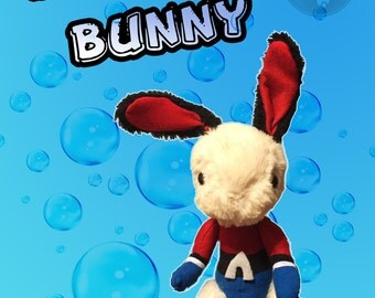 Aqualad Bunny mini