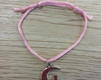 10 Pieces. Cat Friendship Bracelets Party Favors