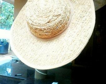 Vetiver Hat ( Standard Size )