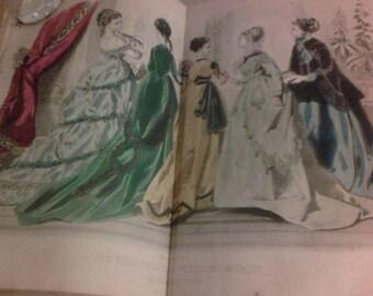 Petersons magazine 1868