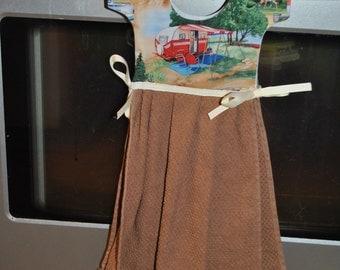 Camping Towel Dress