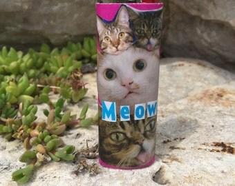 Cats themed custom lighter