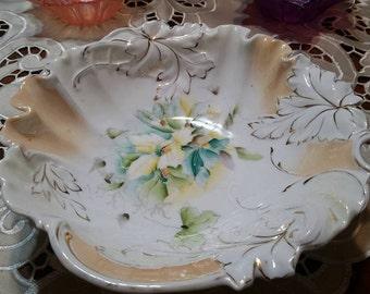 La Francaise Porcelain Bowl 1940's