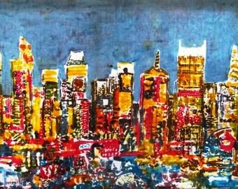 New York 4 (The Big Apple)