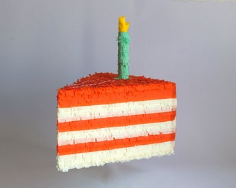 Birthday Cake Piñata