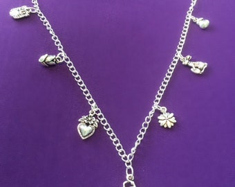 Love Nature charm necklace