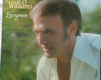 Roger Williams, Evergreen - 1977 - MCA-784 - Vinyl