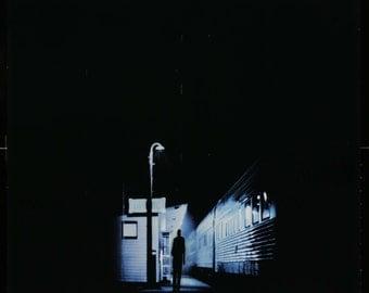 "Narrow Margin (1990) Vintage One Sheet Movie Poster - Gene Hackman - 27""x40"" - FREE U.S. SHIPPING"