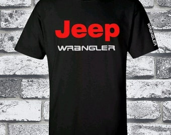 Jeep Wrangler T Shirts