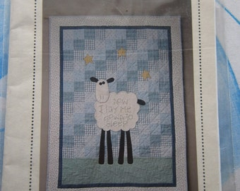 Quilt Designs Down to Sleep Sheep Quilt Sewing Pattern