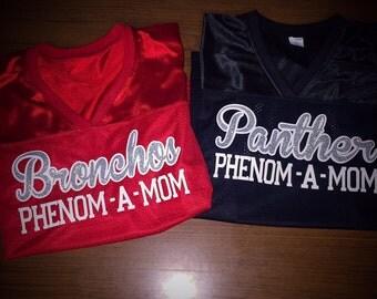 Bronchos/Panther Phenom-a-mom