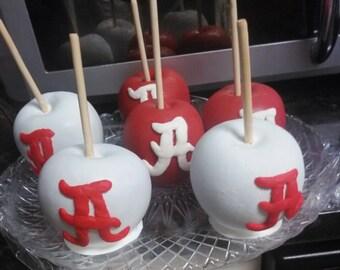 Alabama Candy Apples