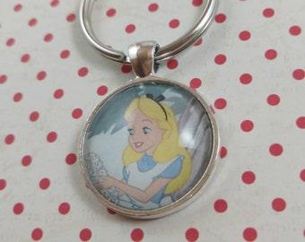 Alice in Wonderland - Disney Keychain