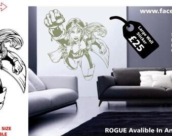X-MEN Rogue wall sticker Marvel wall sticker