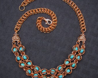 Copper and Riverstone