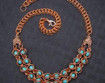 Copper and Riverstone