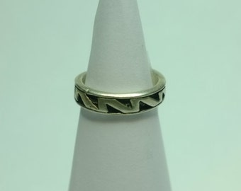 Sterling Silver Norse/Nordic Ring
