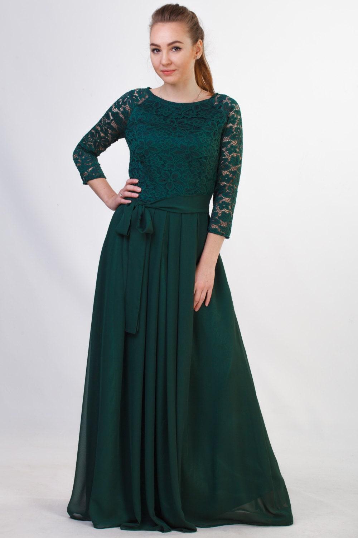Dark green bridesmaid dress lace green bridesmaid dress with description lace dark green dress ombrellifo Images