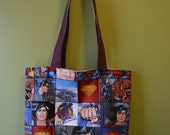 Superman Tote