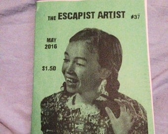 The Escapist Artist Zine #37