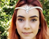 Evenstar Arwen Elven Circlet Tiara Headdress