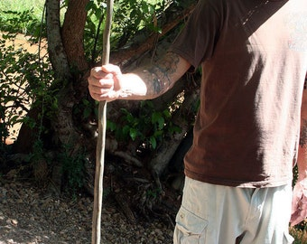 Natural Walking Stick, Natural Hiking Stick, Outdoor Sport, Hikers Gift, Outdoor Life