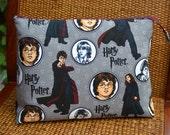 Large Harry Potter Bag, Harry Potter Knitting Bag