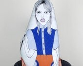 Shelley Duvall Pillow