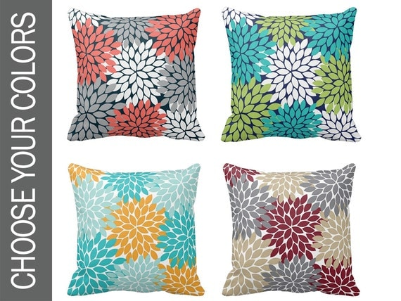 Throw Pillows Moroccan : THROW PILLOW Pillow Sham Matching Bedding Choose Your