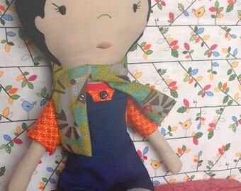Colibri Boy Doll